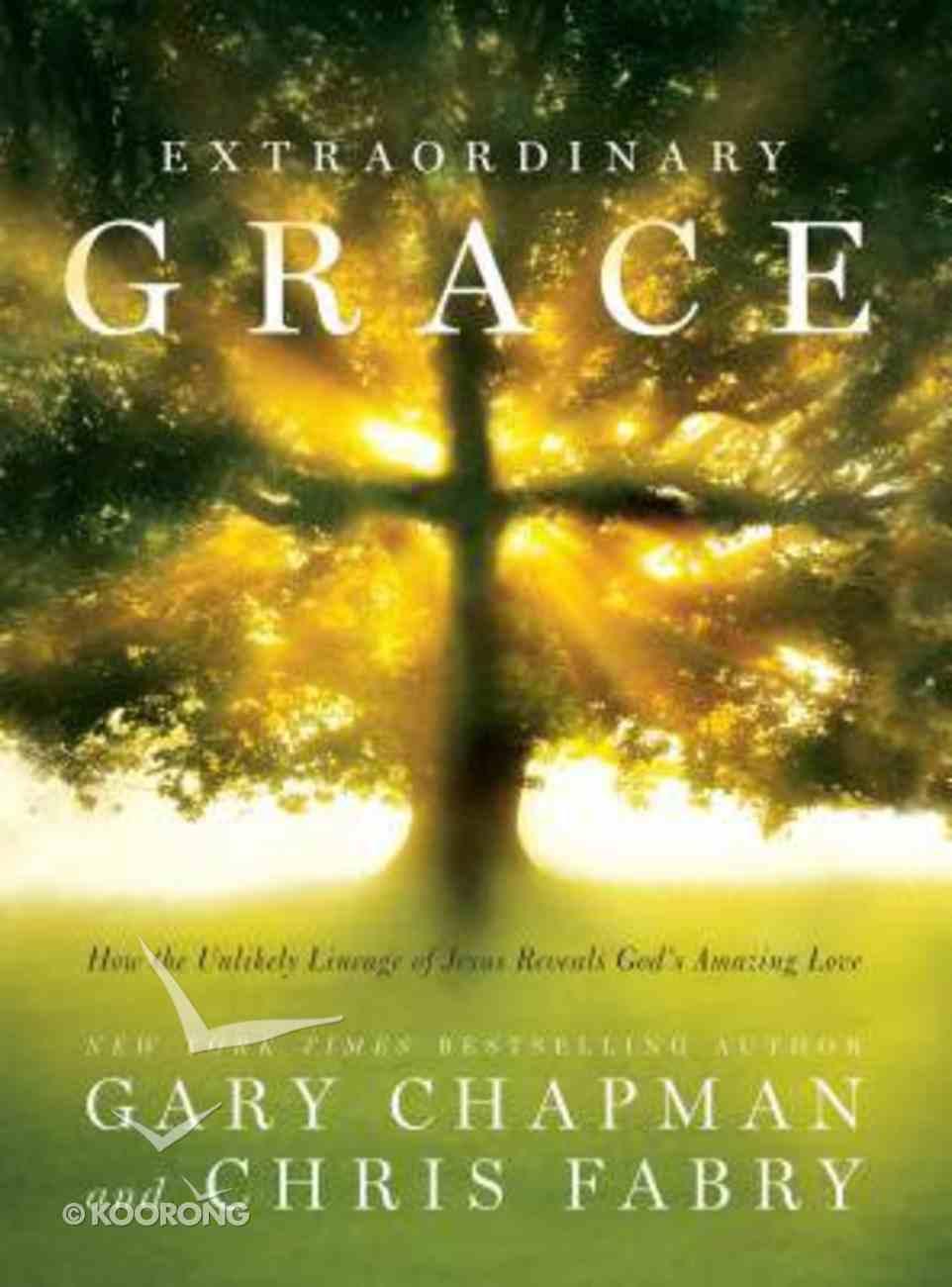Extraordinary Grace (Large Print) Hardback