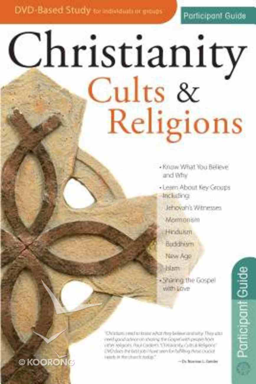 Christianity Cults and Religions (Participants Guide) Paperback