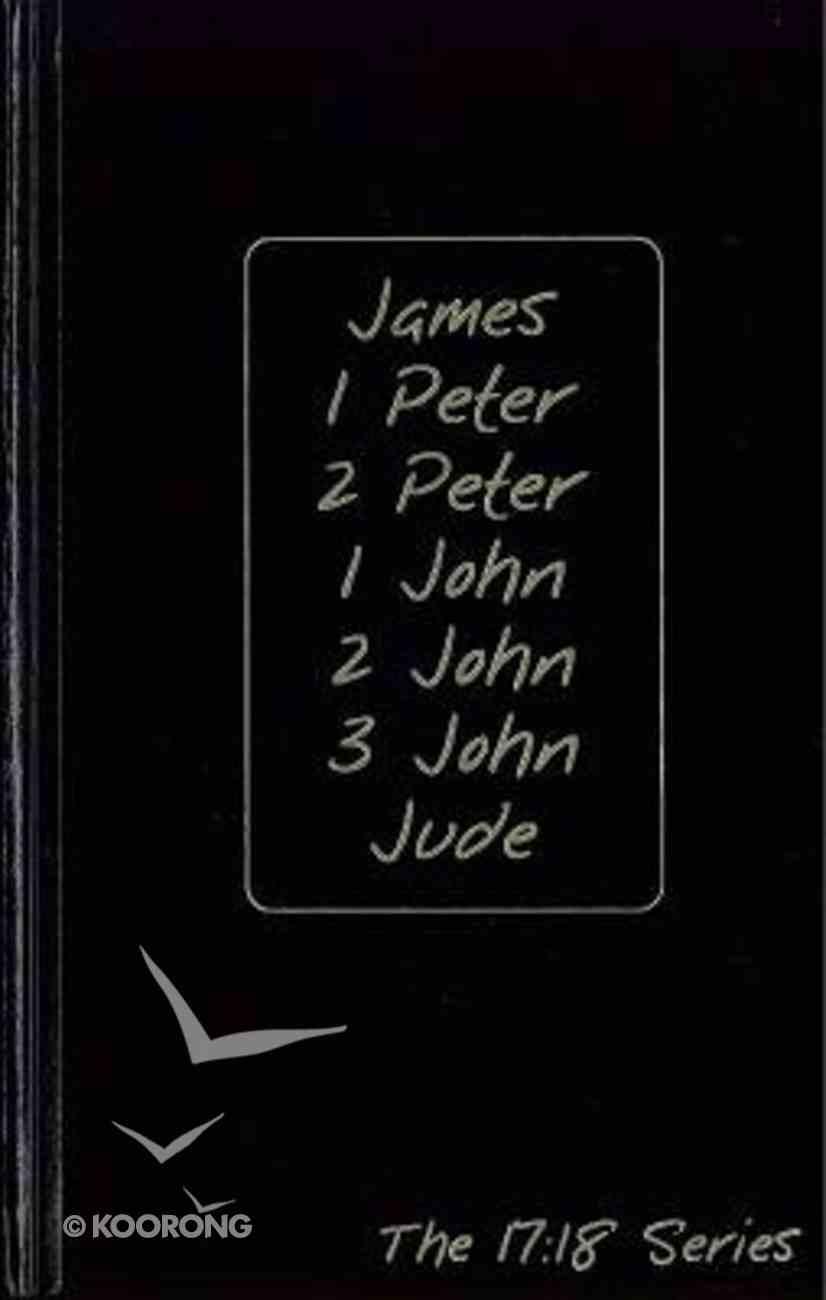 Journible 17: 18  James & Jude (The 17 18 Series) Hardback
