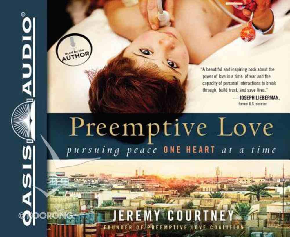 Preemptive Love (Unabridged, 5 Cds) CD