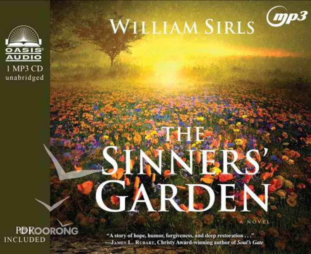 The Sinner's Garden (Unabridged, 1 Mp3 Cd) CD
