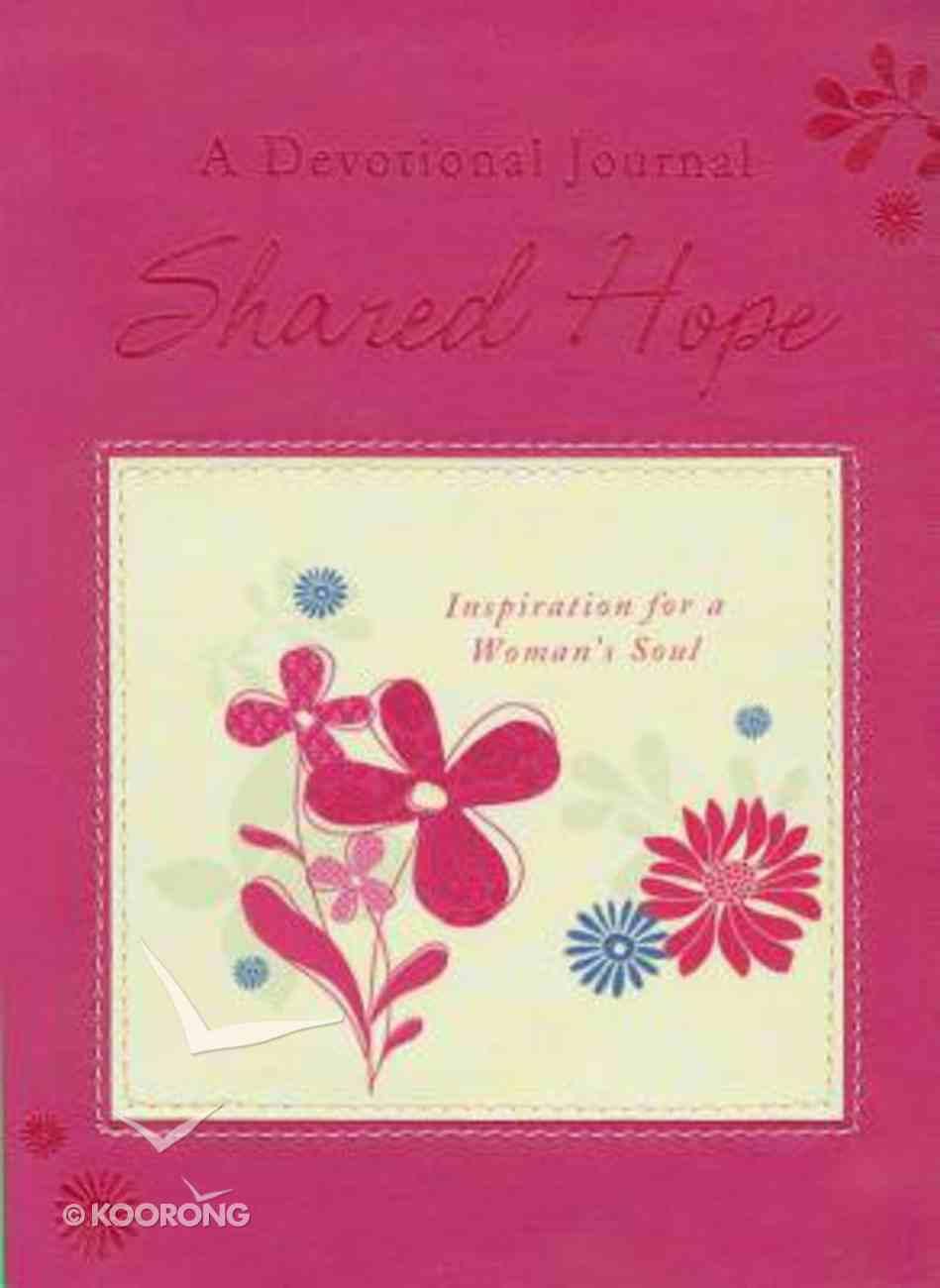 Shared Hope Devotional Journal Imitation Leather