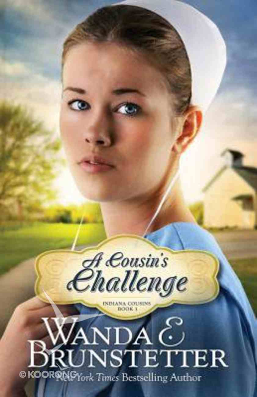A Cousin's Challenge (#03 in Indiana Cousins Series) Paperback
