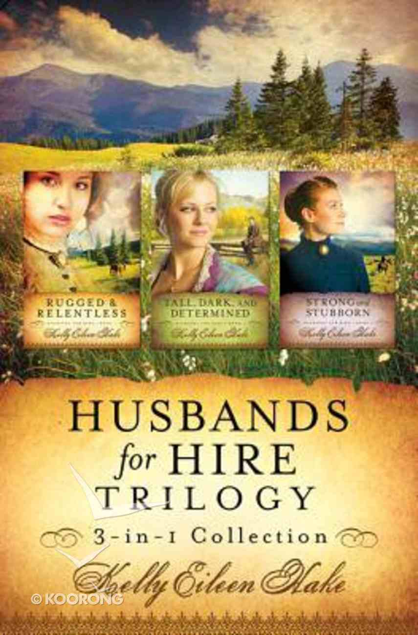 Husbands For Hire Trilogy (Husbands For Hire Series) Paperback