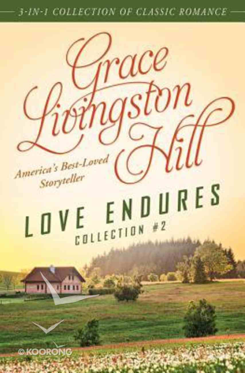 3-In-1 Collection (Love Endures Series) Paperback