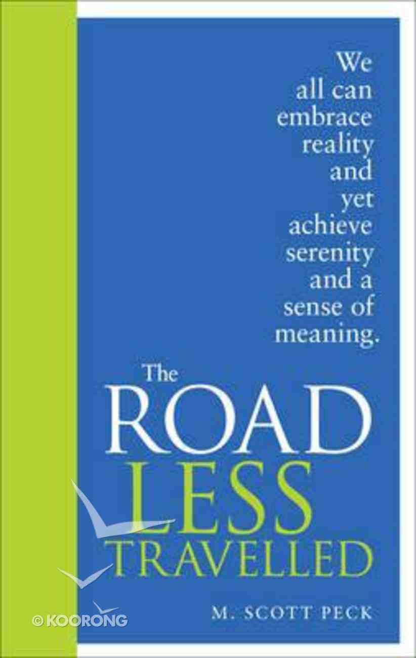The Road Less Travelled Hardback