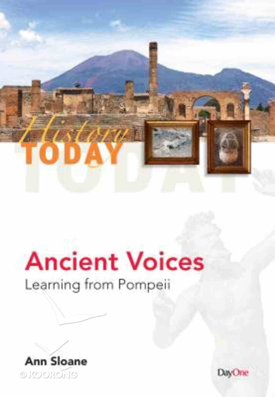 Ancient Voices Paperback