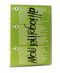 Album Image for 3 Vol (Green) (#1 in All Together Music Series) - DISC 1