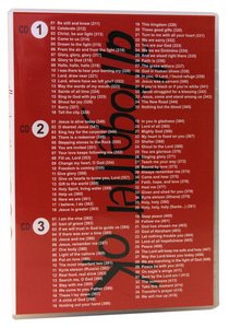 Album Image for 3 Vol (Red) (#4 in All Together Music Series) - DISC 1