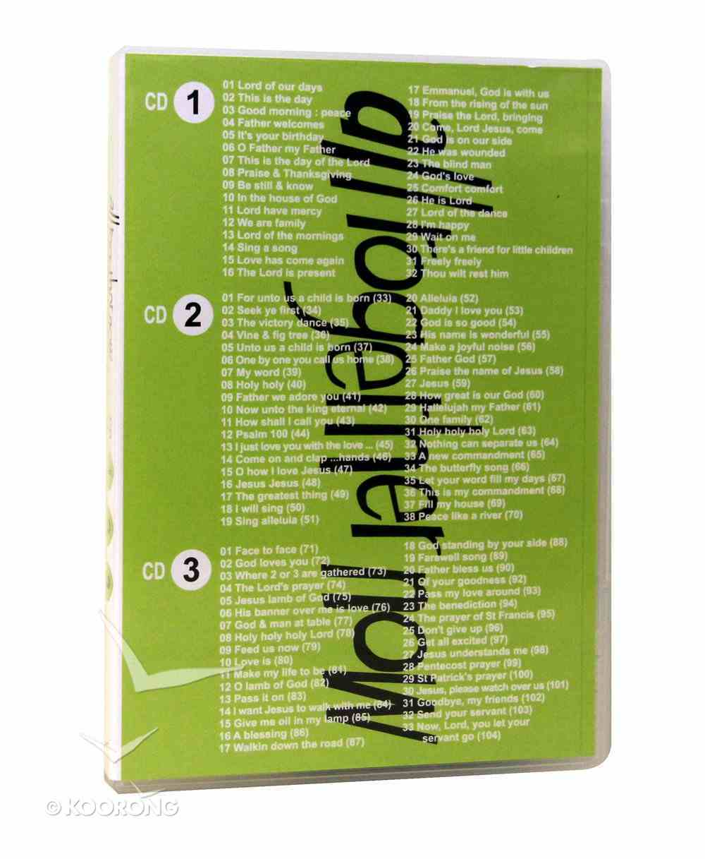 3 Vol (Green) (#1 in All Together Music Series) CD