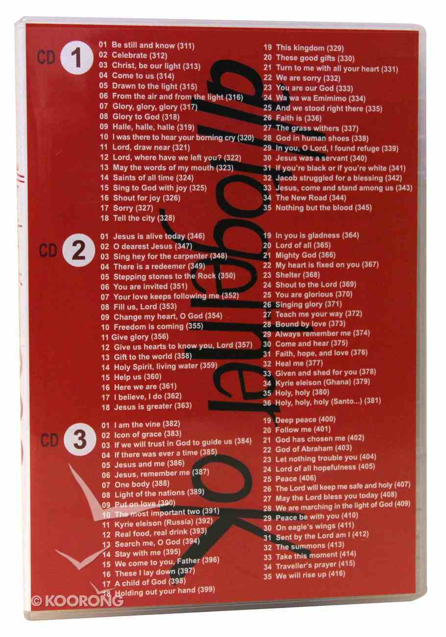 3 Vol (Red) (#4 in All Together Music Series) CD