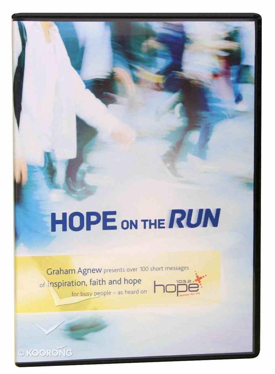 Hope on the Run (2 Cds) CD