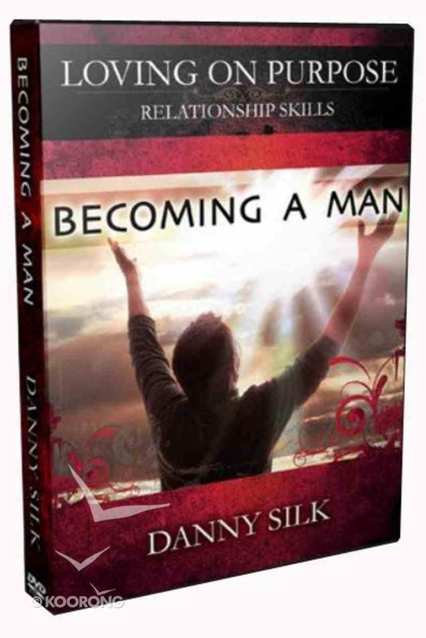 Becoming a Man (Loving On Purpose Series) DVD