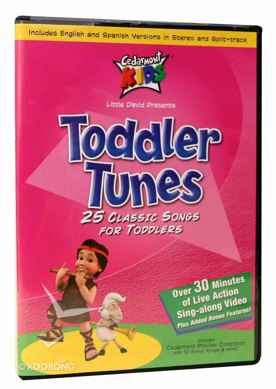 Toddler Tunes (Kids Classics Series) DVD