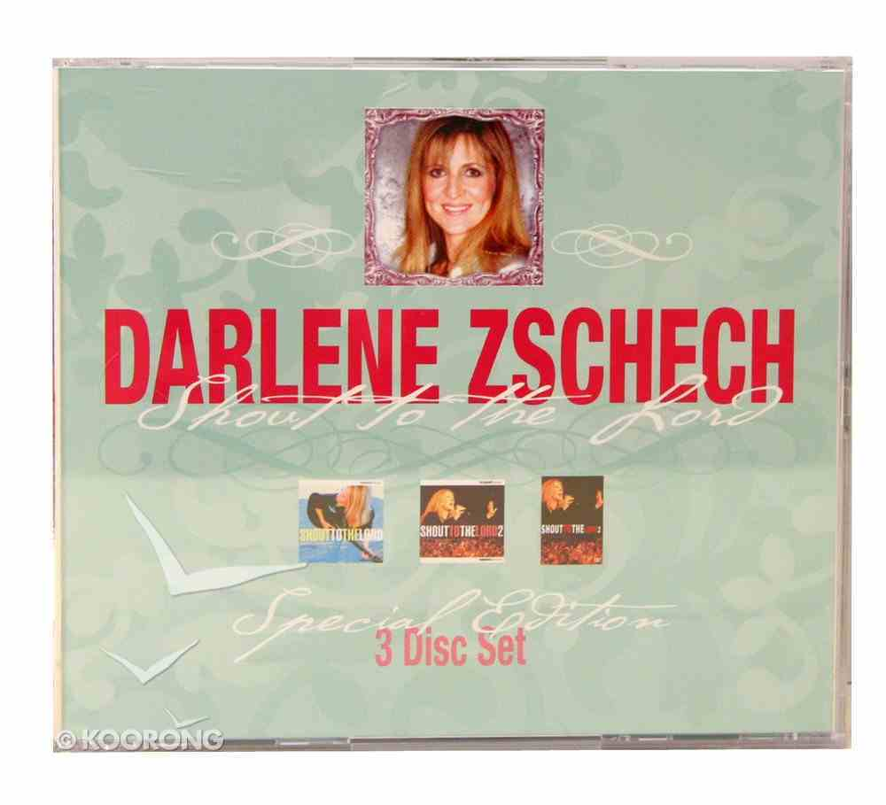 Darlene Zschech Special Edition Box Set CD