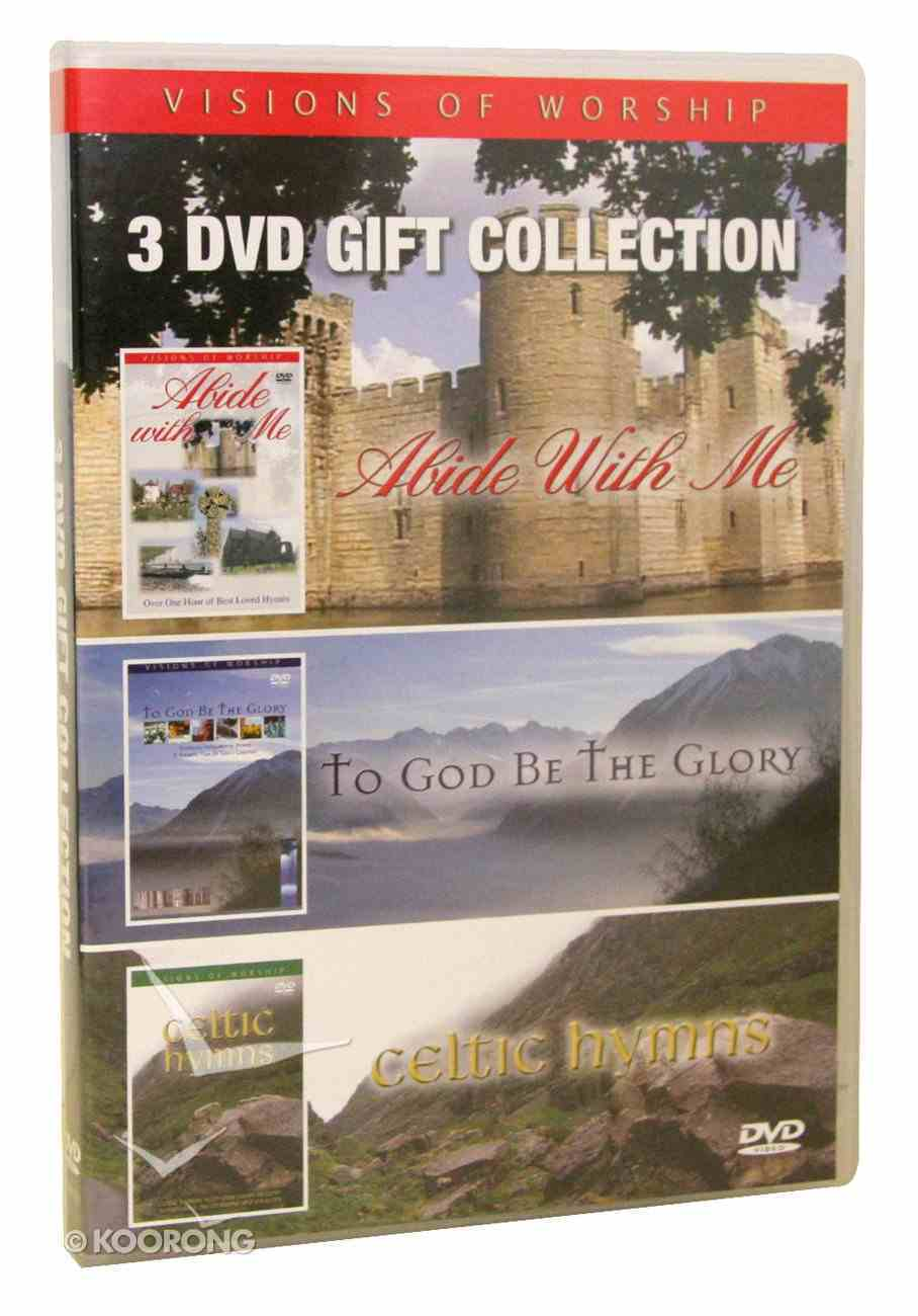Visions of Worship (3 Dvd Gift Collection) DVD