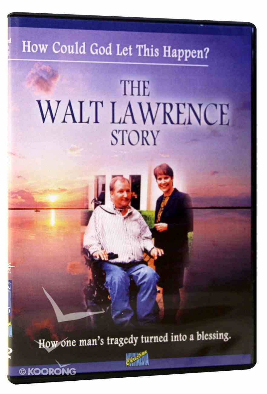 Walt Lawrence Story DVD