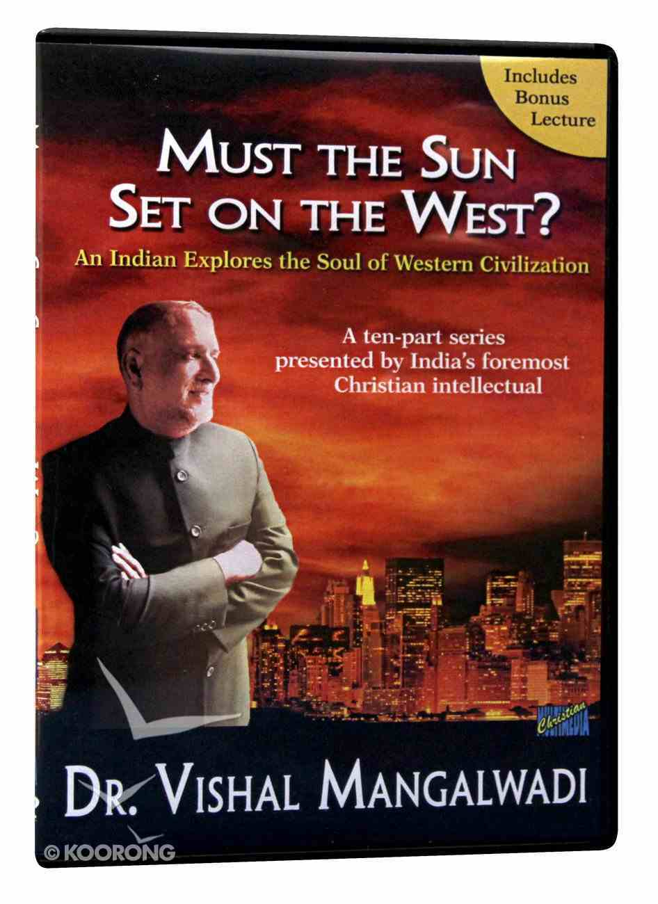 Must the Sun Set on the West? DVD