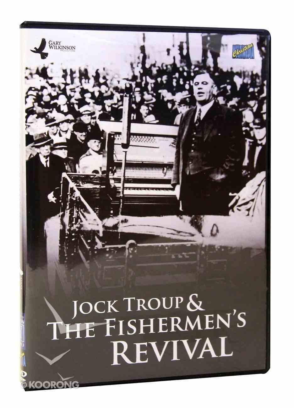 Jock Troup & the Fisherman's Revival (48 Mins) DVD