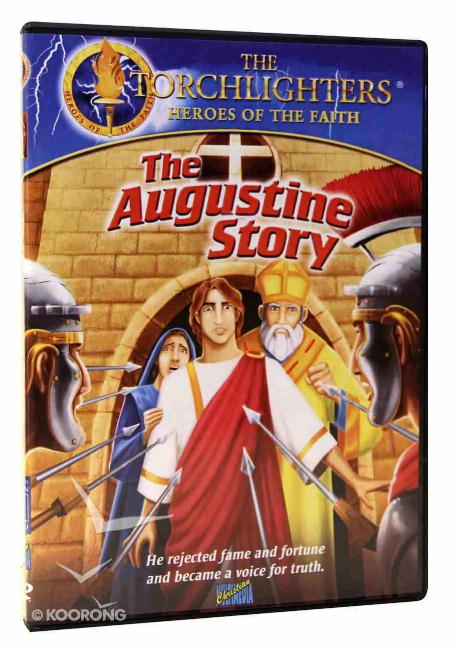 The Augustine Story (Torchlighters Heroes Of The Faith Series) DVD