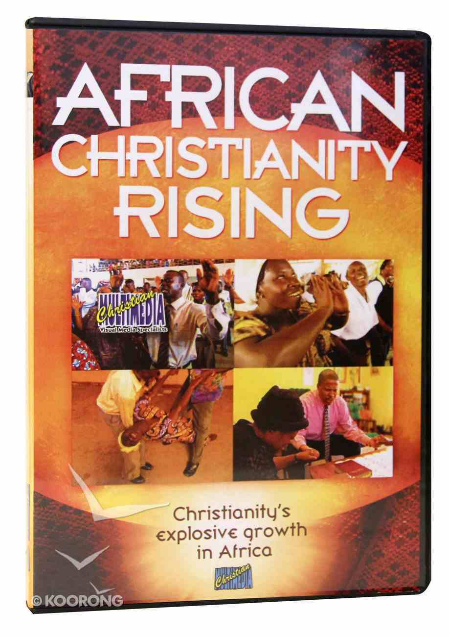 African Christianity Rising (2 Dvd's) DVD
