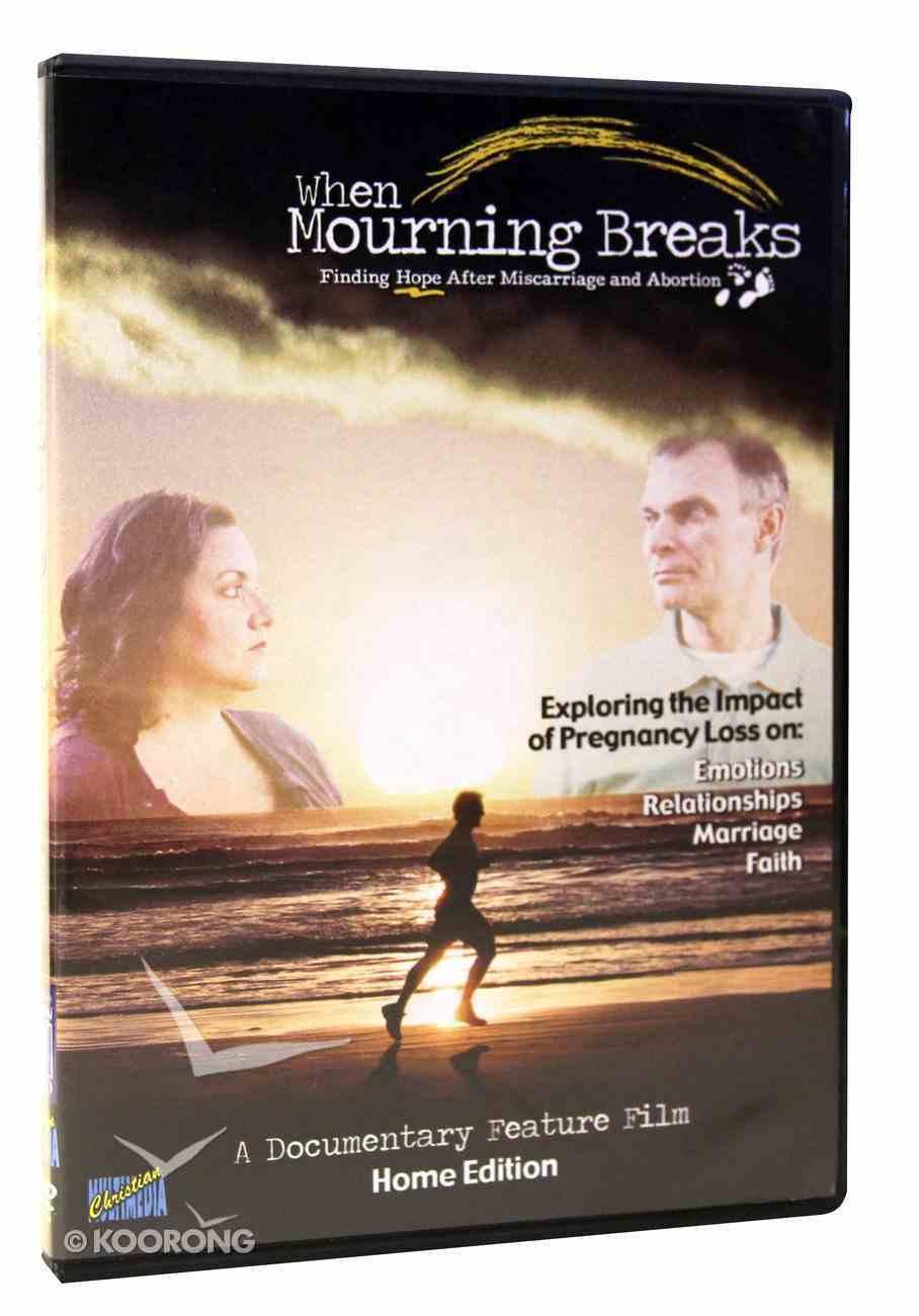 When Mourning Breaks DVD