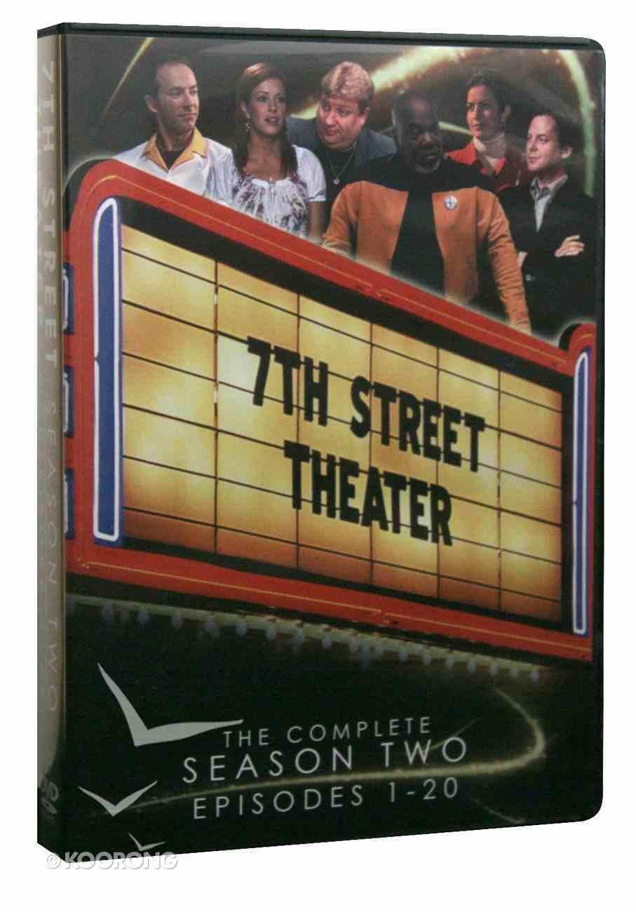 7th Street Theatre - the Complete Season 2 (Episodes 1-20) (7th Street Theatre Series) Box