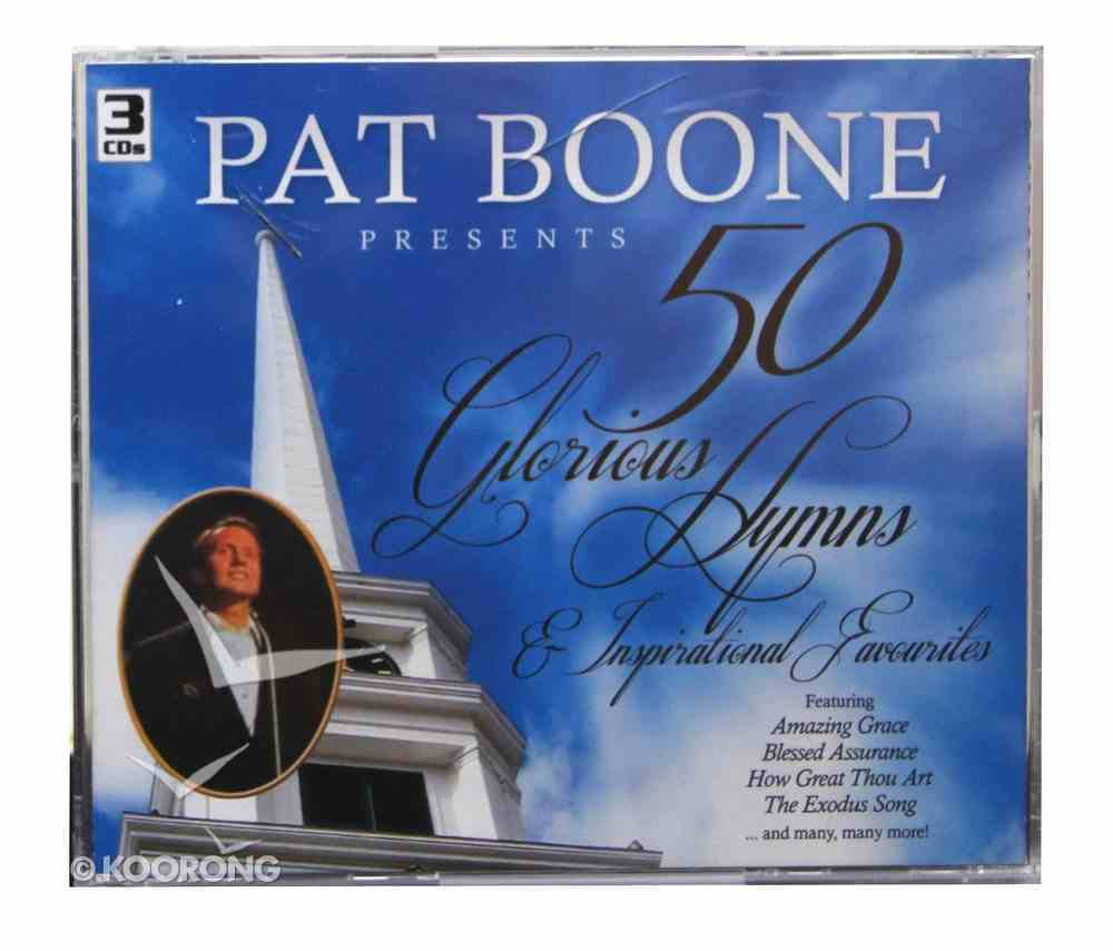 50 Glorious Hymns (3 Cd) CD