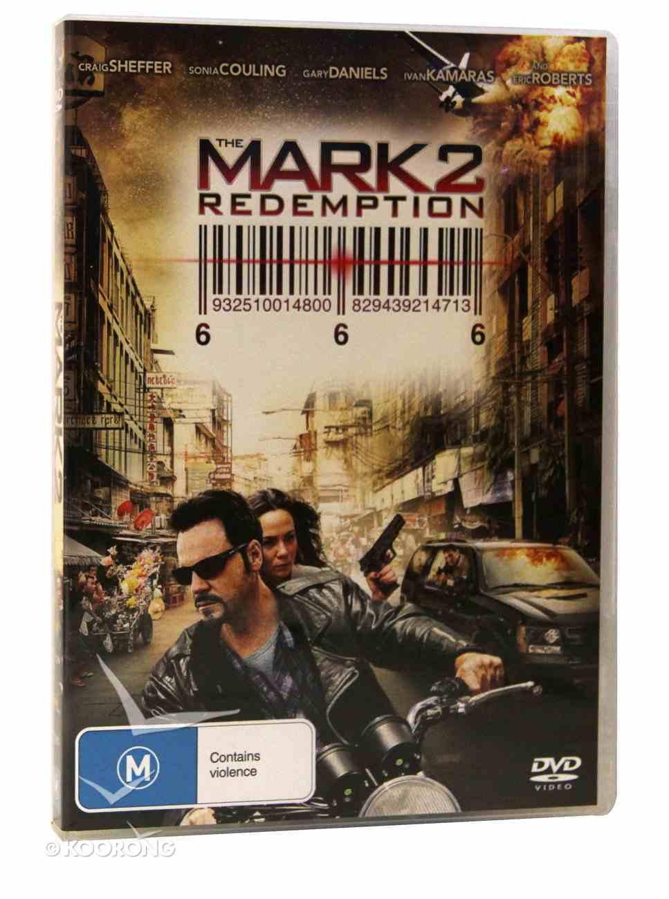 Mark #02: Redemption DVD