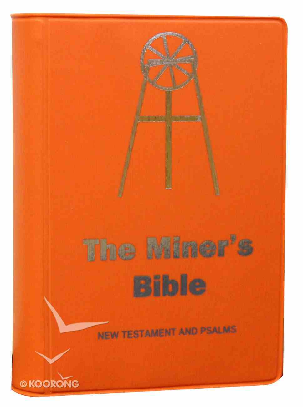 CEV the Miner's Bible New Testament and Psalms Vinyl