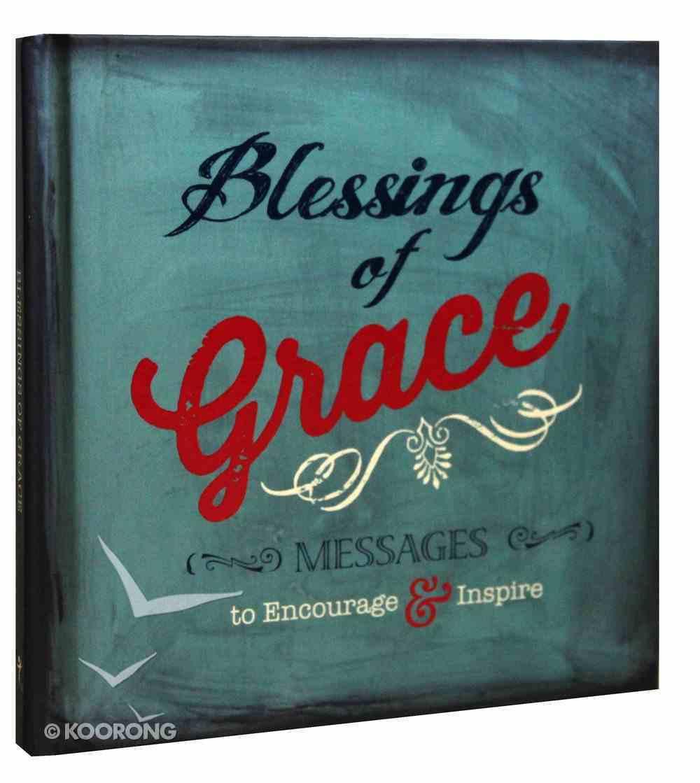 Blessings of Grace Hardback