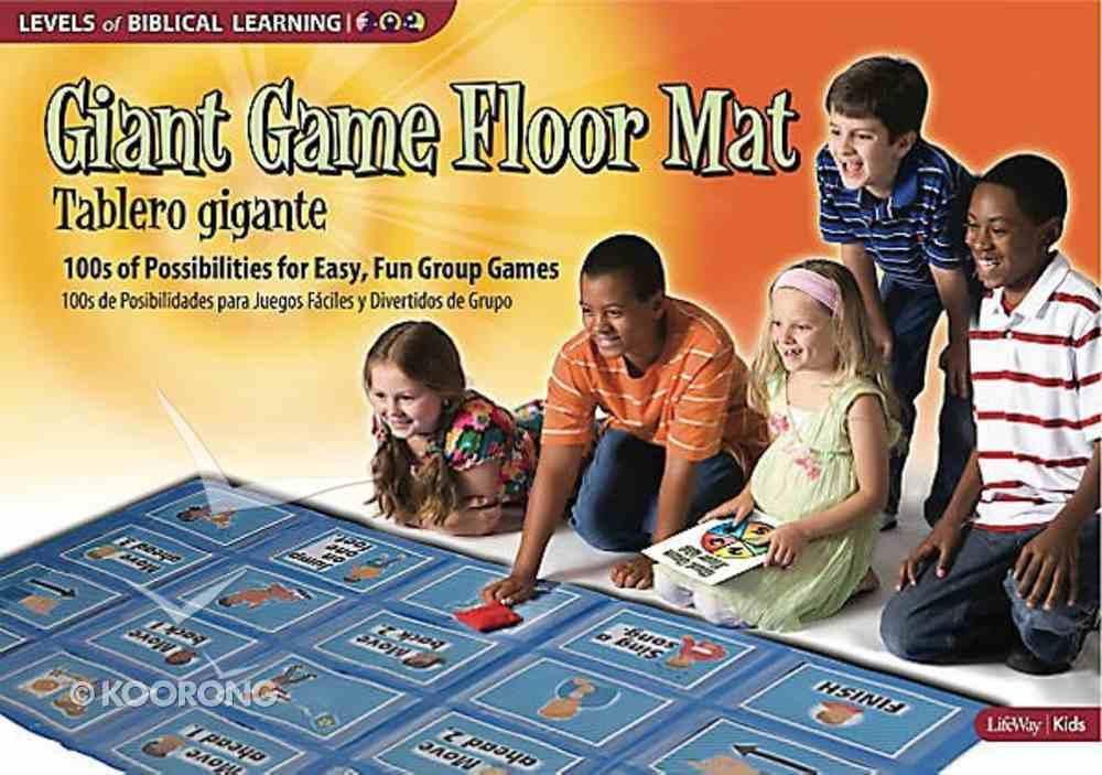 Giant Game Floor Mat Game