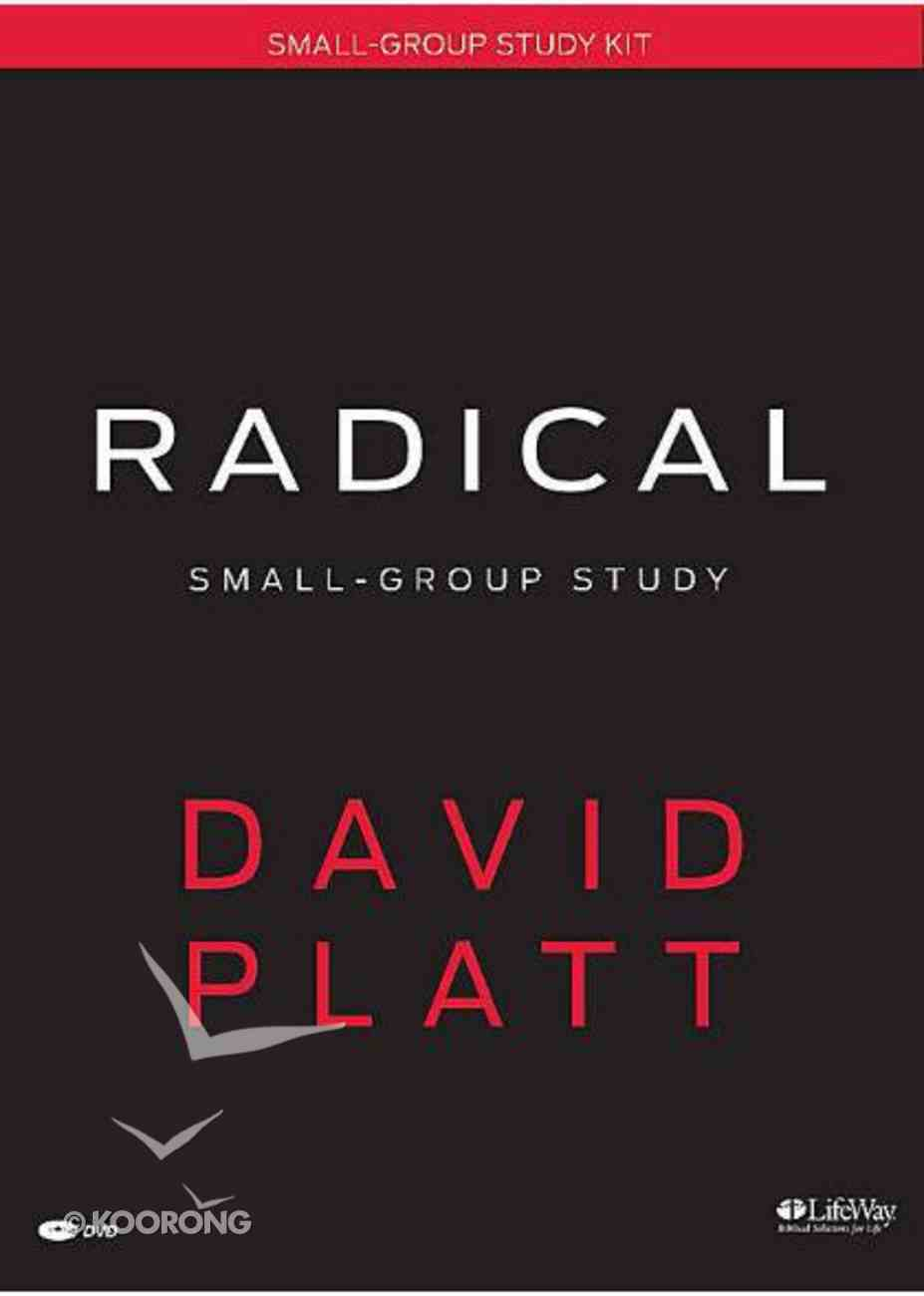 Radical (1 DVD): Small Group Study (Dvd Only Set) DVD