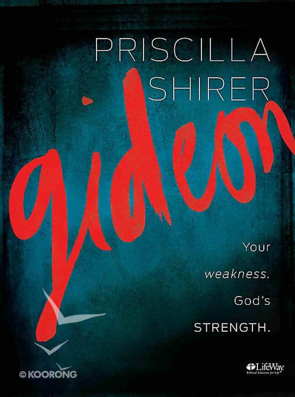 Gideon: Your Weakness, God's Strength (Leader Kit) Pack