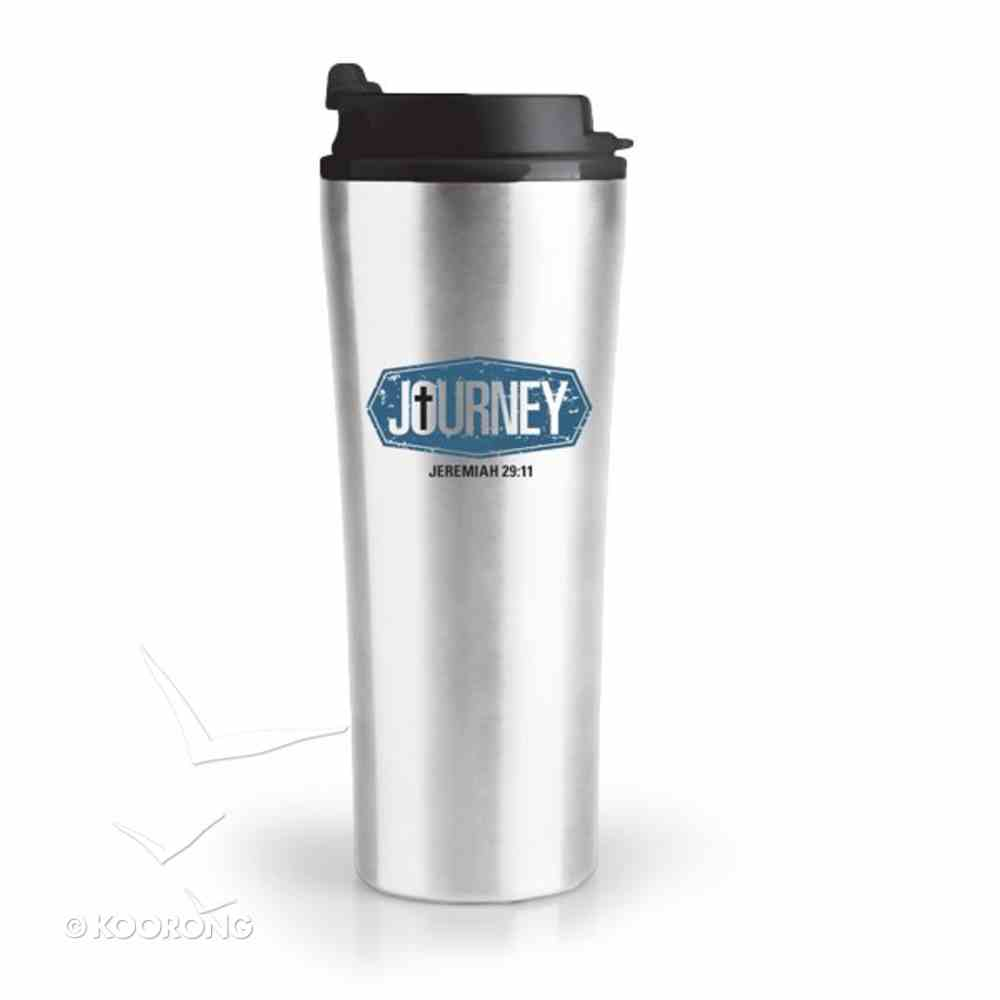 Stainless Steel Tumbler With Lid: Journey Homeware