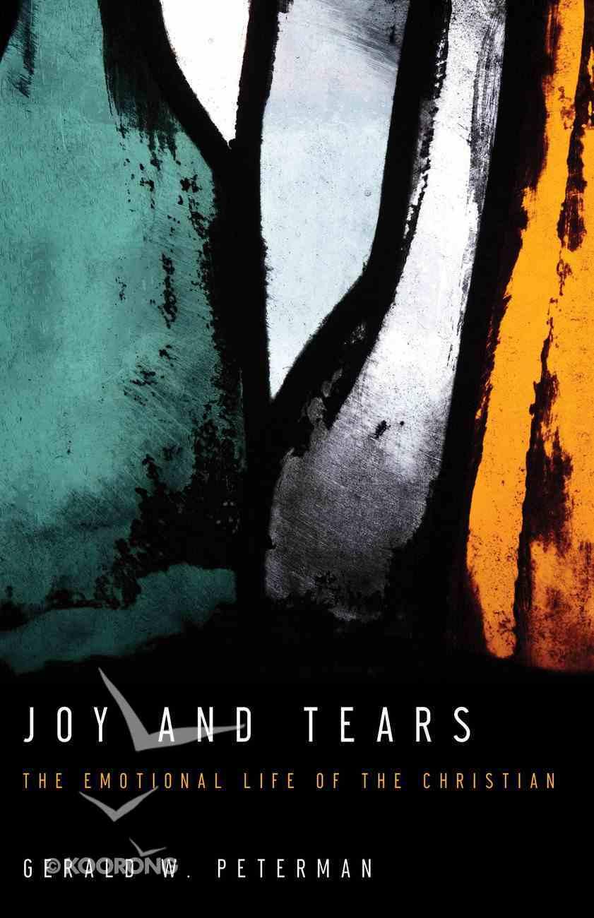 Joy and Tears Paperback