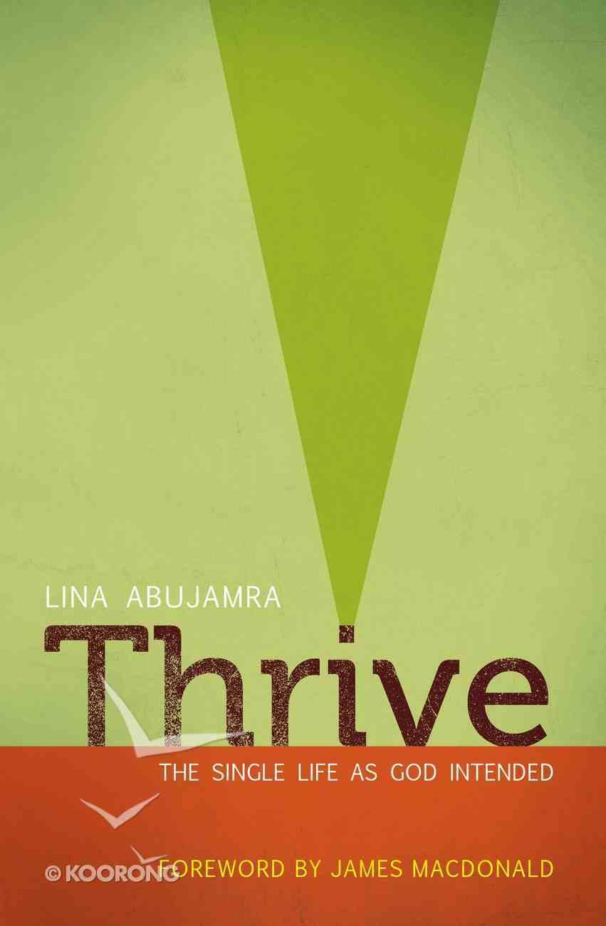 Thrive Paperback
