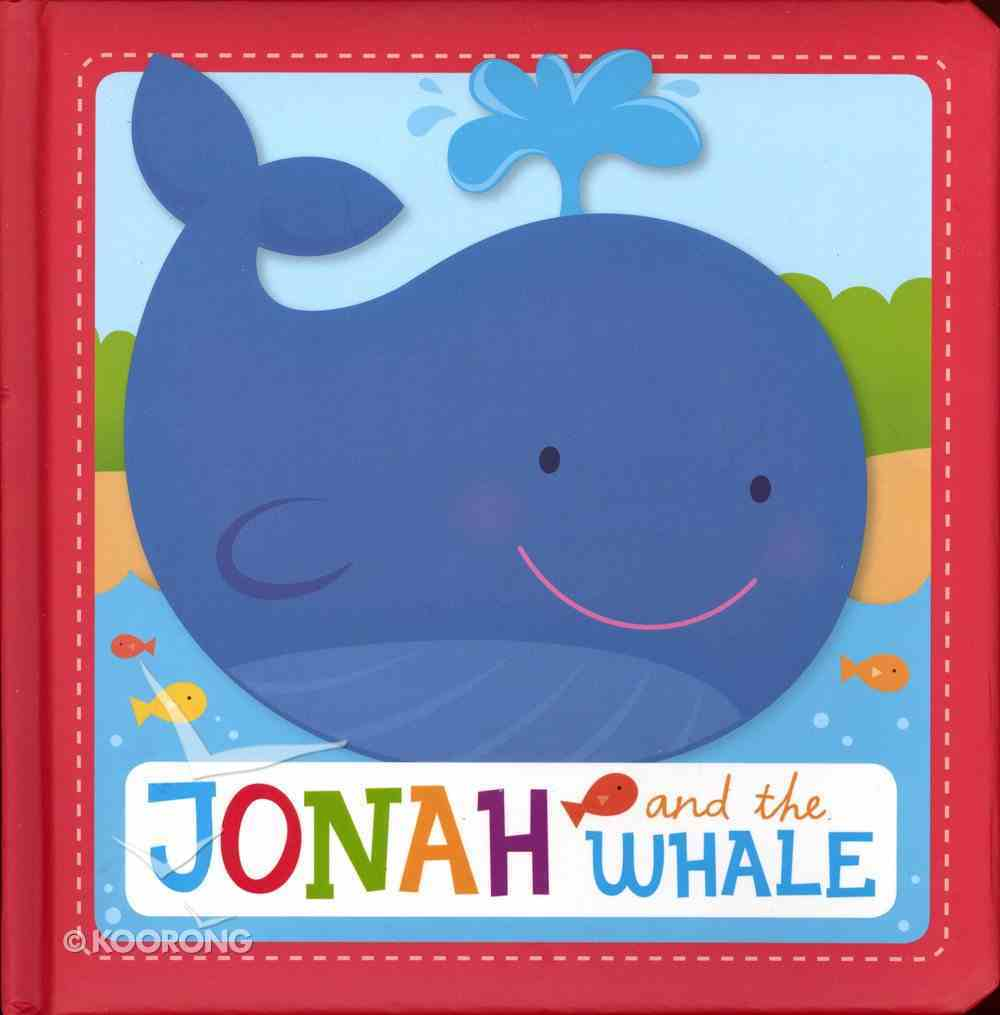 Jonah and the Whale (Incl X3 Music Downloads) Board Book