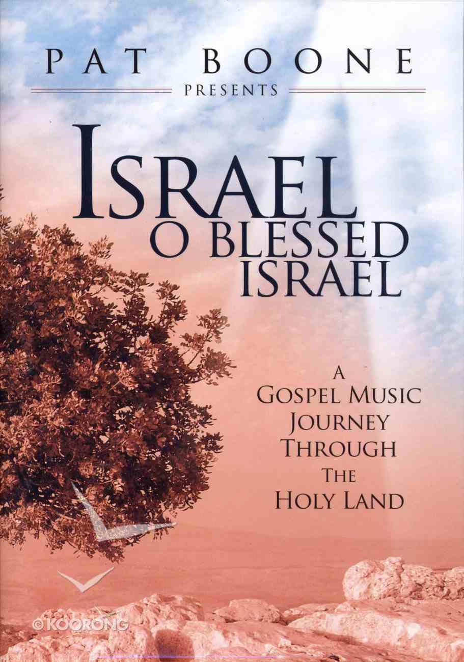 Israel O Blessed Israel DVD