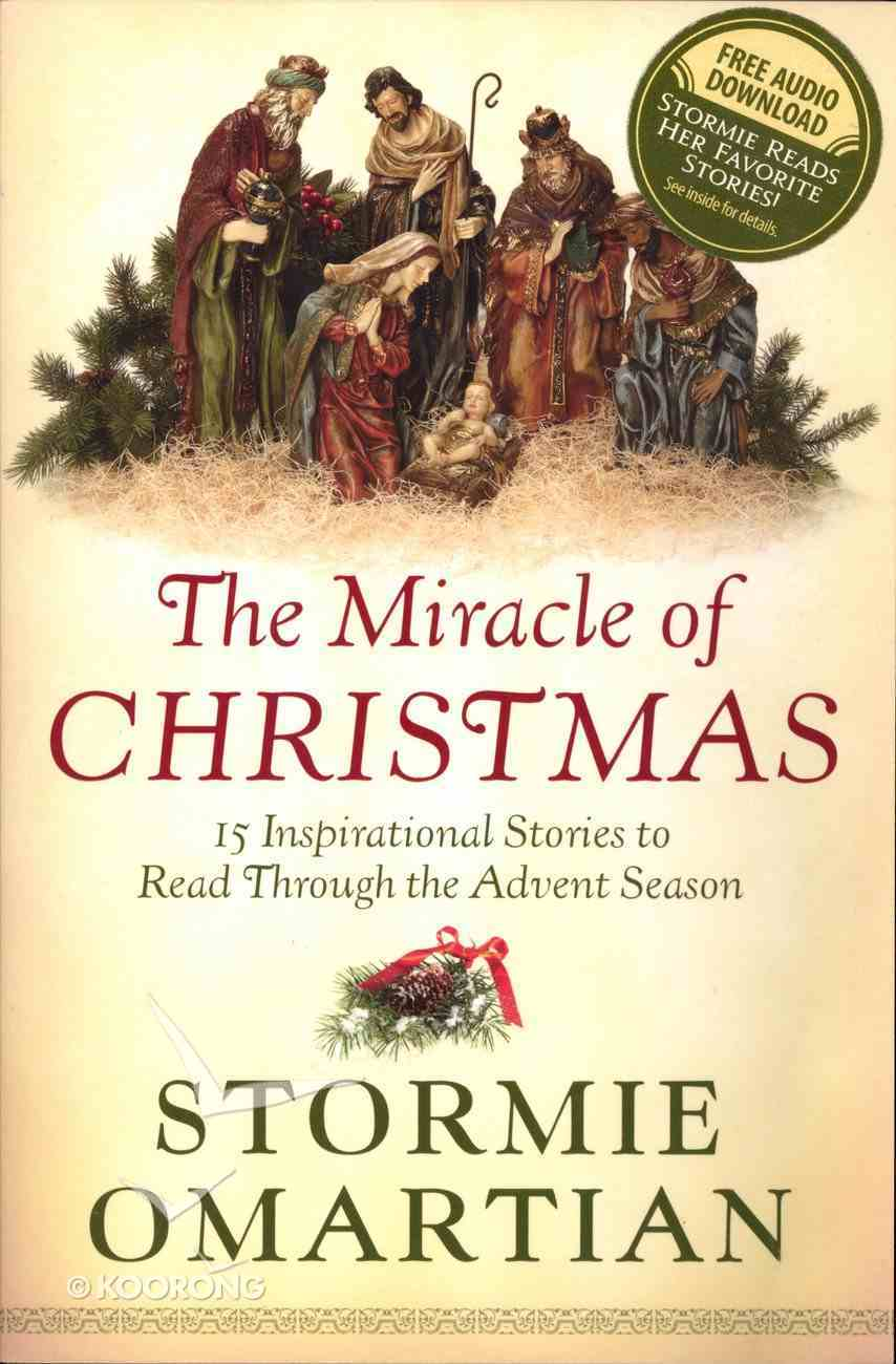 The Miracles of Christmas Paperback