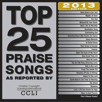 Album Image for Top 25 Praise Songs 2013 - DISC 1