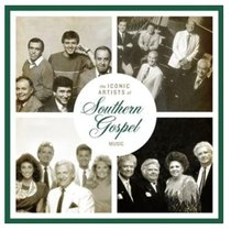 Album Image for The Iconic Artists of Southern Gospel Music - DISC 1