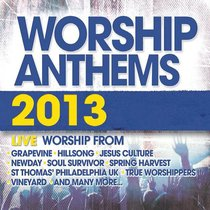 Album Image for Worship Anthems 2013 (2 Cds) - DISC 1