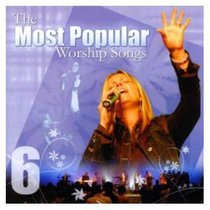 Album Image for Most Popular Worship Songs (Vol 6) - DISC 1