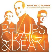 Album Image for Here I Am to Worship: 16 Timeless Worship Anthems - DISC 1