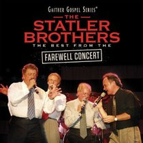 Album Image for Statler Brothers Farewell Concert (Gaither Gospel Series) - DISC 1