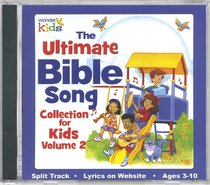 Album Image for The Ultimate Bible Song Collection For Kids Volume 2 - DISC 1