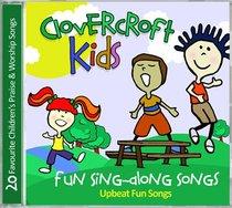Album Image for Clovercroft Kids: Fun Singalong Songs - DISC 1