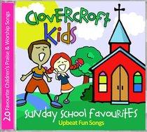 Album Image for Clovercroft Kids: Sunday School Songs - DISC 1