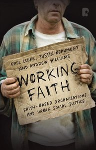 Product: Working Faith: Faith-based Organizations And Urban Social Justice (Ebook) Image